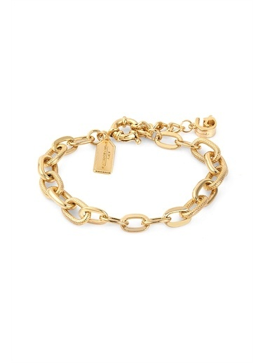 Alberto Guardiani Alberto Guardiani Ag10377Blk Jewelery Bileklik Altın